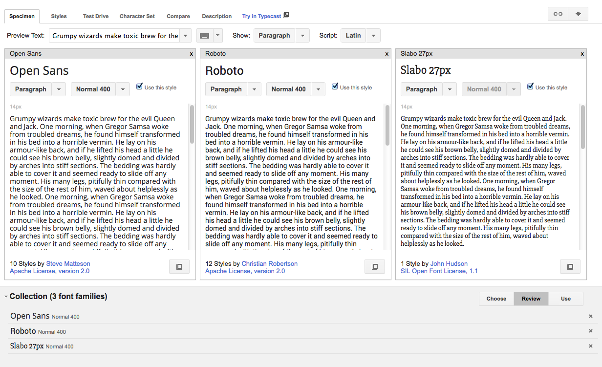 Google-fonts-review